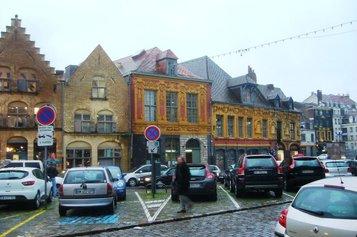 Médiathèque Vieux-Lille