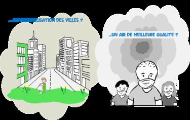 #Webinaire Participatif - Peut-on réfléchir à l'amélioration urbaine en travaillant par exemple sur...