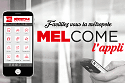 MELCOME : une application, des services de proximité