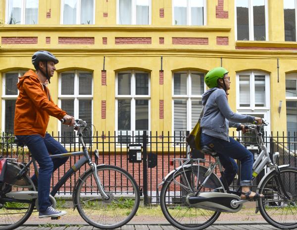 Aide à l'achat de vélos et actions citoyennes