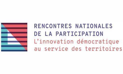 Rencontres Nationales de la Participation - L'innovation démocratique au service des territoires
