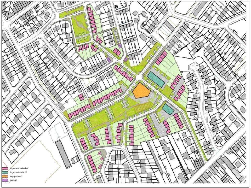 HEM - Site la Lionderie - Projet de renouvellement urbain