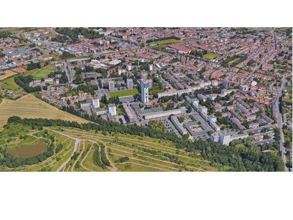 LOOS - Site Les Oliveaux - Projet de renouvellement urbain