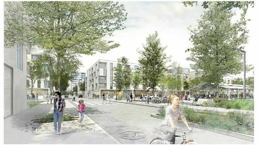 🏙️ Loos - projet de renouvellement urbain - Quartier des Oliveaux