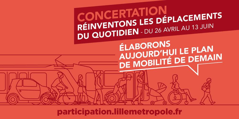 🚴 Réinventons les déplacements du quotidien en Métropole !