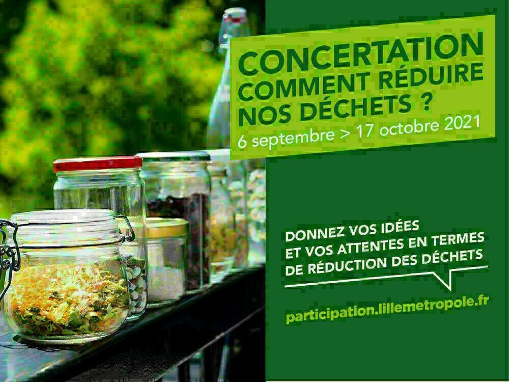 ♻ Prévention des déchets en Métropole !